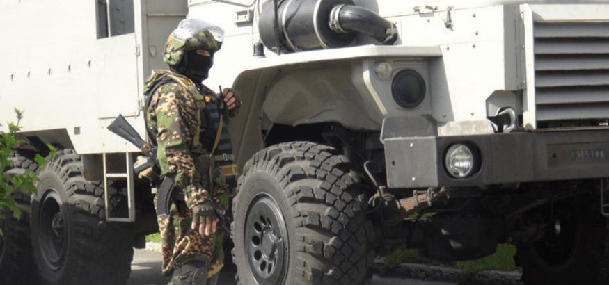 Уничтожение боевиков в Дагестане