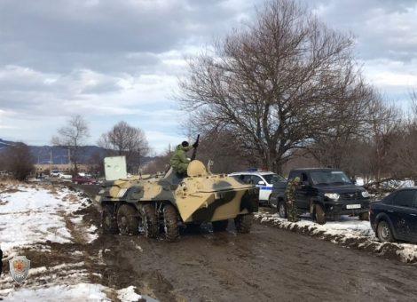В Карачаево-Черкесии ликвидированы пятеро боевиков