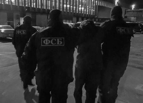 Задержаны террористы в Красноярске