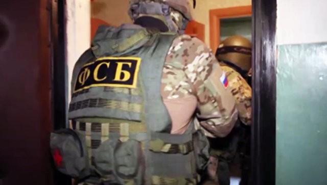 Задержания террористов