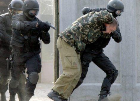 Задержаны террористы в Татарстане