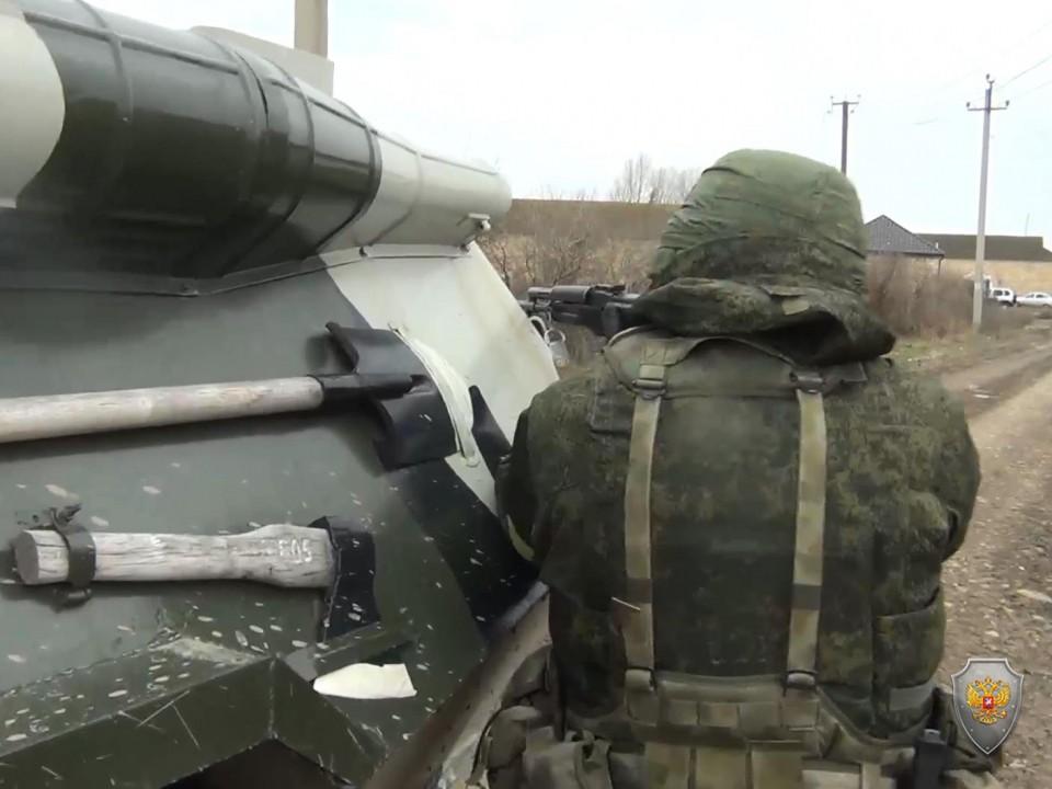 Ликвидация боевика Дагестан