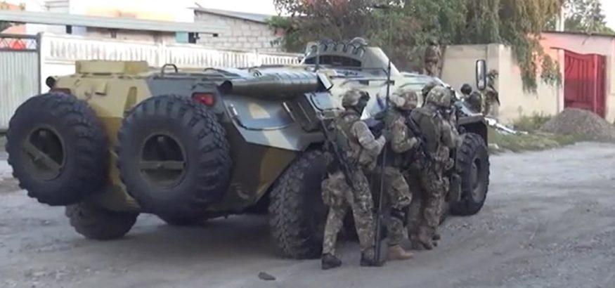 Ликвидация боевиков