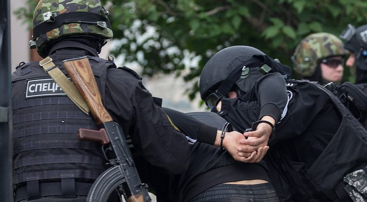 Задержаны боевики ИГИЛ
