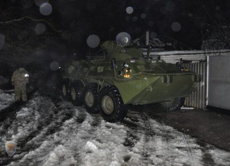 антитеррор Ставрополь